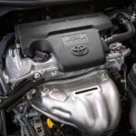 2015 toyota camry le 25 liter Engine
