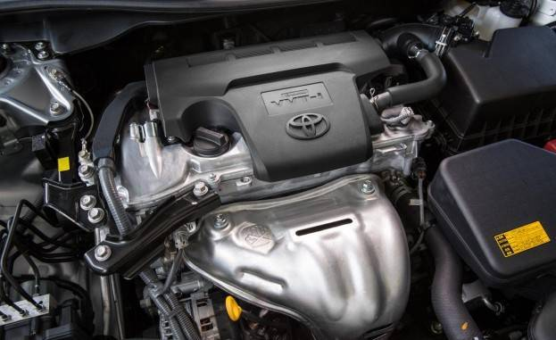 2015 Toyota Camry XSE 4 Cylinder Review