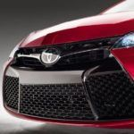 2015 toyota camry xse front clip