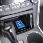 2015 toyota camry xse interior iphone charging