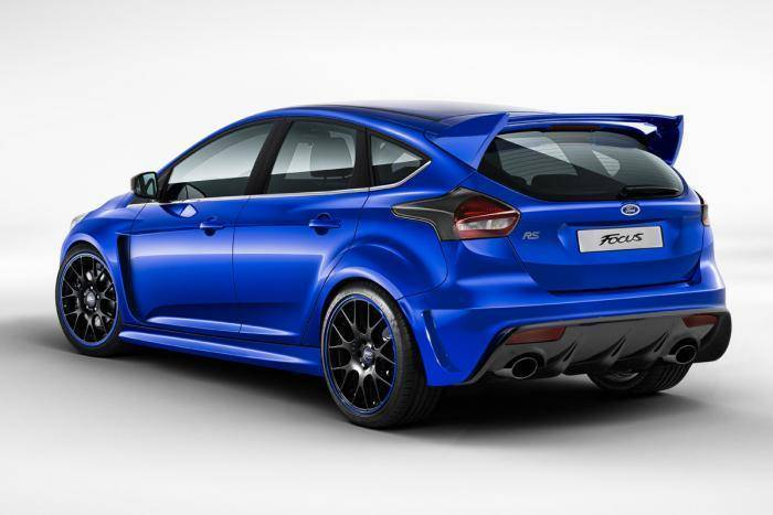 2016 Ford Focus RS Picture