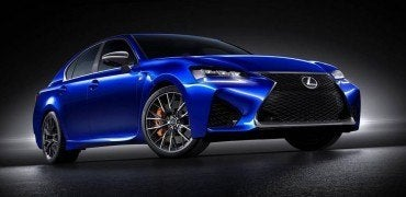 2016 Lexus GS F 2 370x180 - Lexus GS F: Only a Mother Could Love That Face. I Love the Rest!