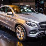 Mercedes GLE - Arch Enemy of the X6 - at NAIAS 2015