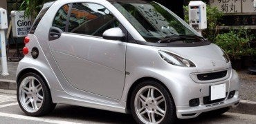 Brabus Smart Fortwo 370x180 - Running from the Cops in a Smart Car? REALLY??