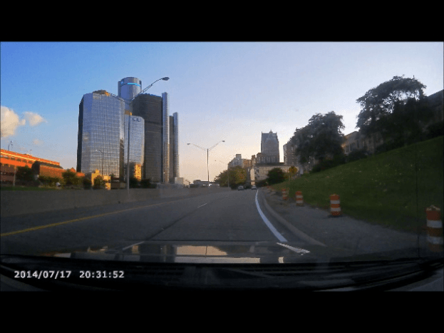 Cobra CDR 900 HD Dash Camera  Snapshot