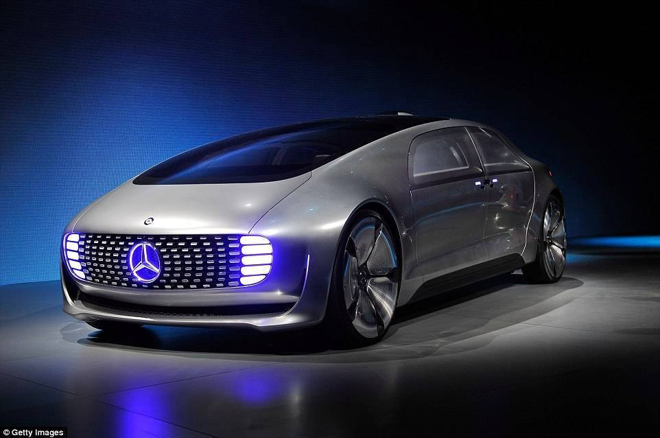Future Cars 2020 >> The Year 2035 - What Should we Expect in our Cars?