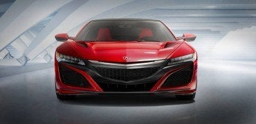 NSX Exterior 2 370x180 - 2016 Acura NSX: Not Just for Iron Man Anymore.