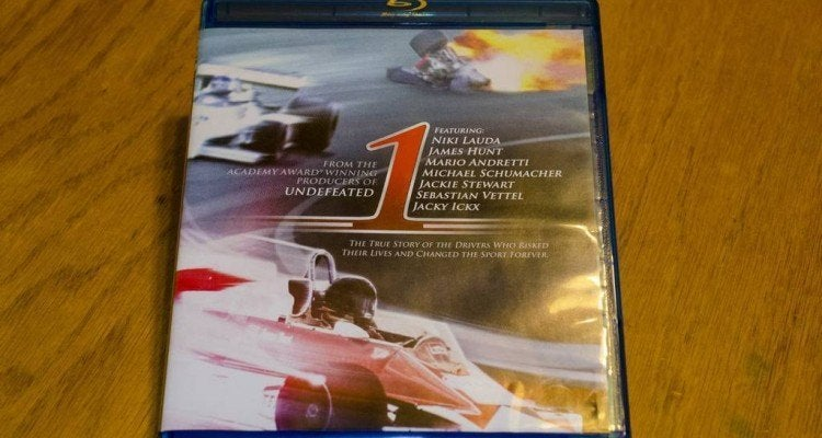One Blu Ray