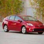 2015 Toyota Prius Five drive