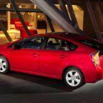 2015 Toyota Prius Five rear