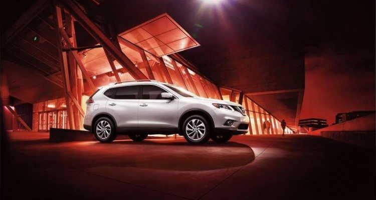 2015 Nissan Rogue SV AWD Review