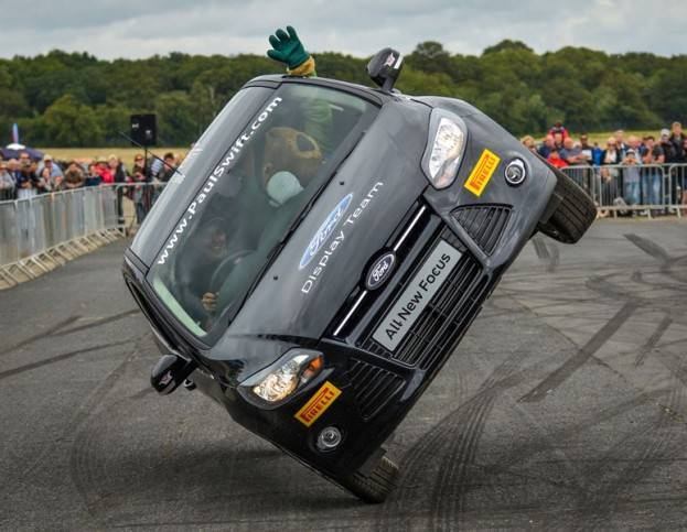 Stunt Zone Paul Swift