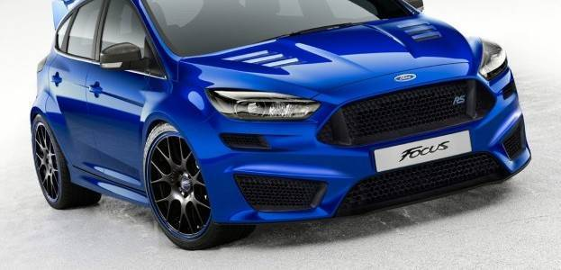 Anyone Else Going to Kick Ford in the Balls If the New Focus RS Doesn't Get AWD?