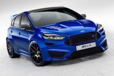 ford focus rs 1 0