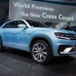 Volkswagen Cross Coupe GTE Concept Debuts at 2015 NAIAS