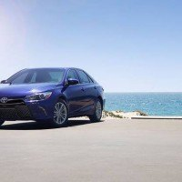 2015 camry xle v6 review