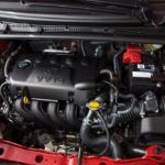 2015 Toyota Yaris engine