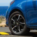 2015 Toyota Yaris wheel