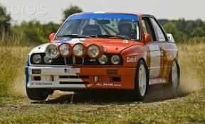 BMW M3 Rally2