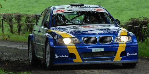BMW M3 Rally4