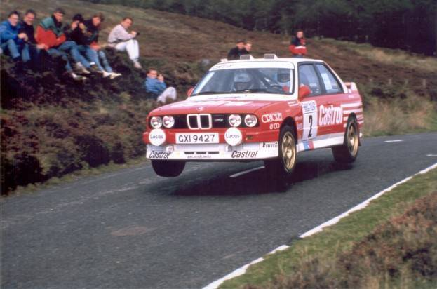 bmw m3 history in rally. Black Bedroom Furniture Sets. Home Design Ideas