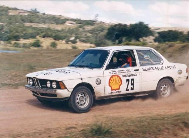 Rallye Bmw Car Show