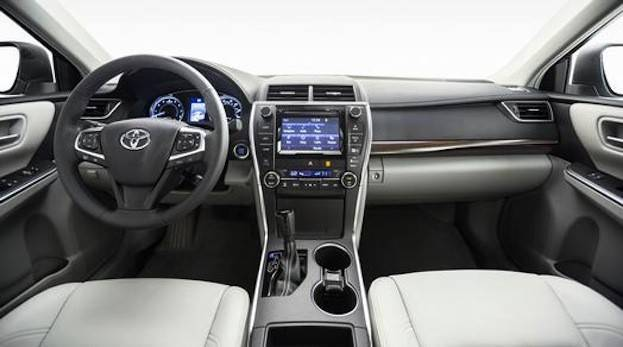 Camry cabin