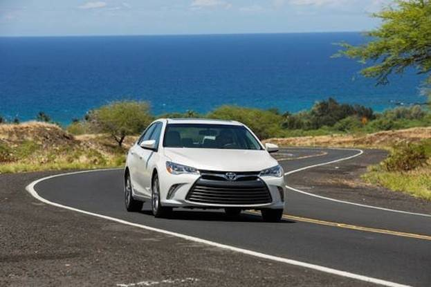 Camry drive