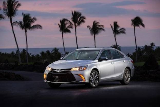 Camry front