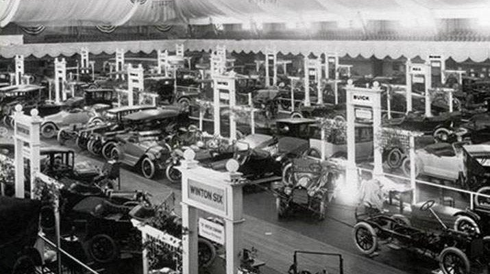 Chicago Auto Show 1912