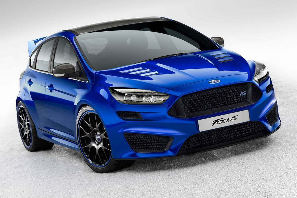 Confirmed 2016 Ford Focus Rs Will Come With Awd