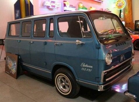 Hydrogen Van