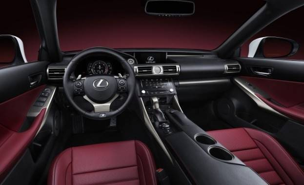Engine And Fuel Mileage Specs. The 2015 Lexus IS250 ...