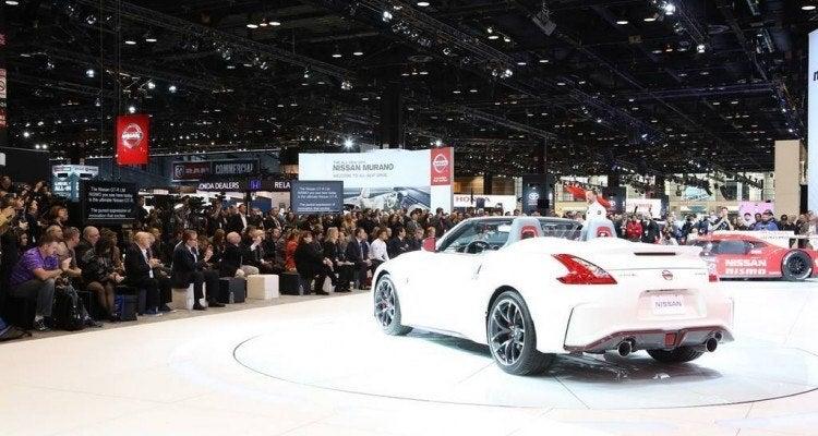 Nissan 370Z Chicago Auto Show