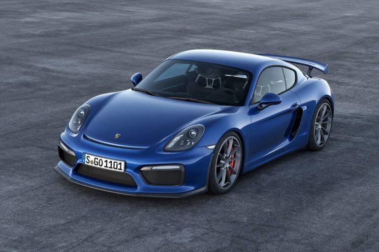 Porsche GT4, About Damn Time!! 15