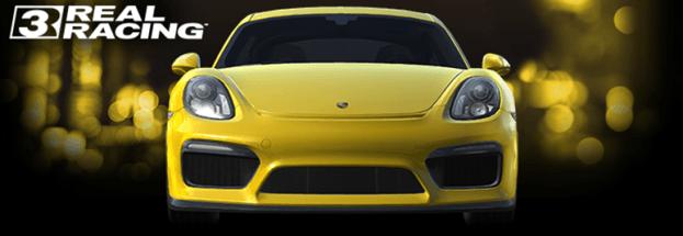 Porsche GT4 in RR3