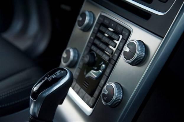 Volvo S60 - interior