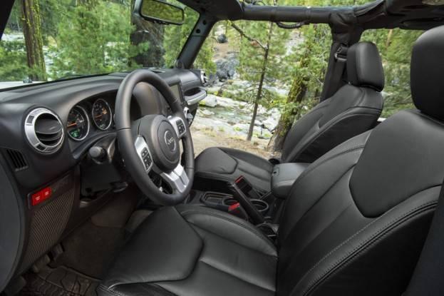 2015 Jeep Wrangler Rubicon X
