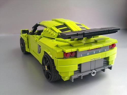 lego lotus exige coolest cars sick lime aston cars4 martin replicas vehicle curves goodness bricks while would v8 vantage