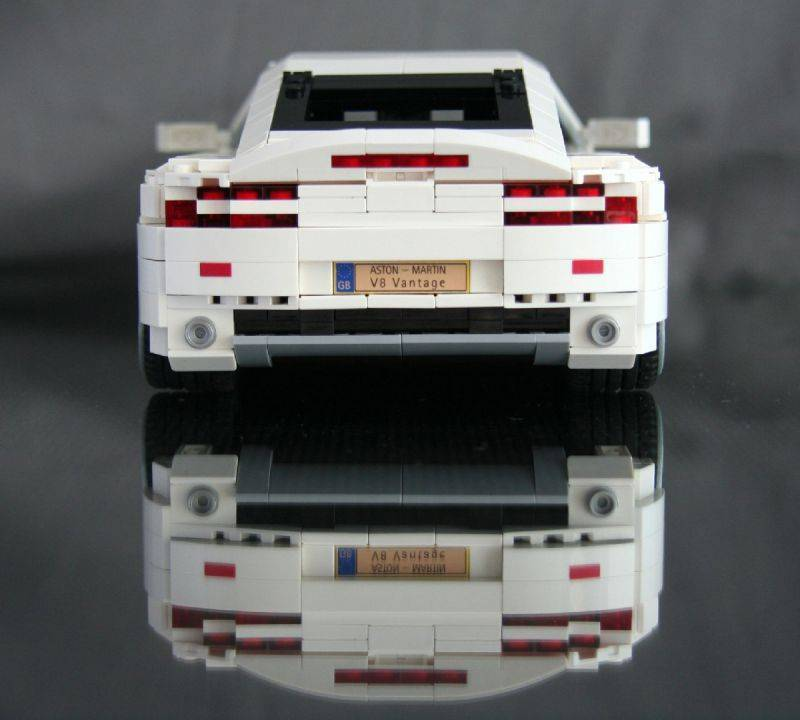 5 Coolest Lego Car Replicas
