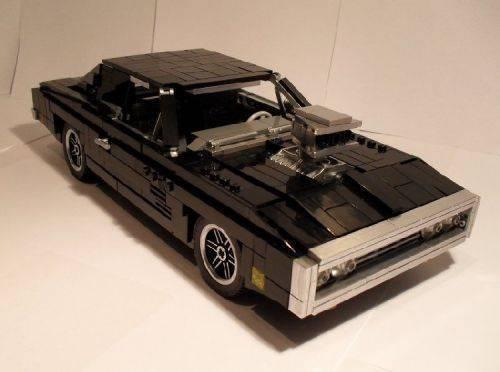 Cars Lego  Course