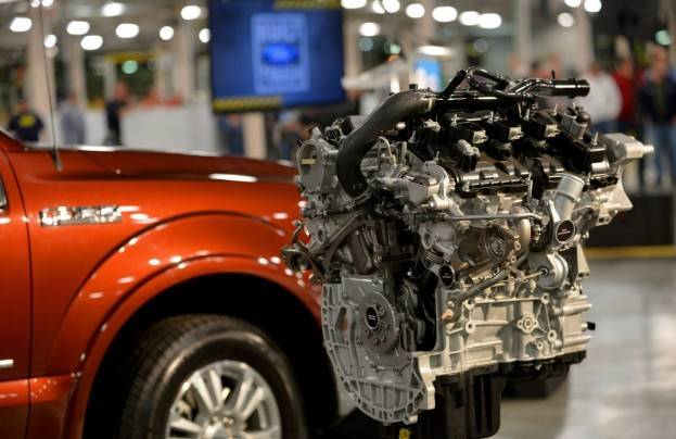 Ford Ecoboost 5 Million Strong