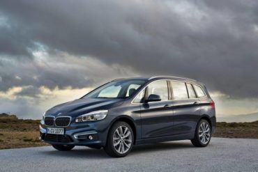 2016 BMW 2 Series Gran Tourer: First Look 20