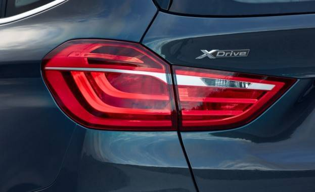 BMW 2 Series Gran Tourer xDrive Badge