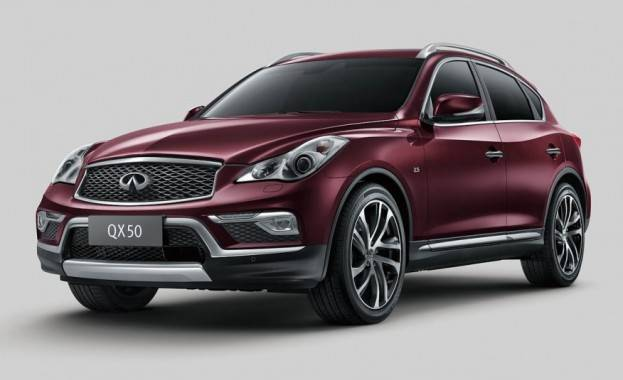 2016 Infiniti QX50 Asian-Spec