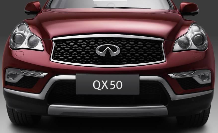 2016 Infiniti QX50 Asian spec 112
