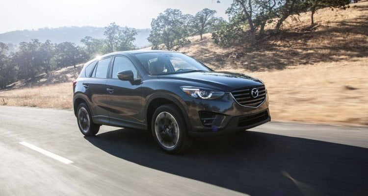 2016 Mazda Cx 5 Grand Touring Awd Review