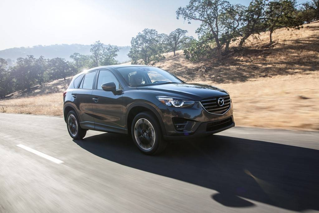2016 Mazda CX5 photo on Automoblog.net