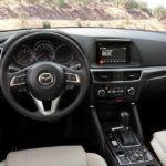 2016 Mazda CX 5 dash