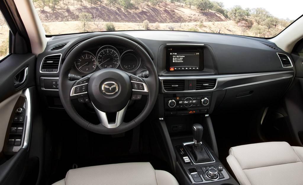 2016 Mazda Cx 5 Interior Photo On Automoblog Net